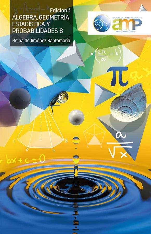 Álgebra, Geometría, Estadística 8